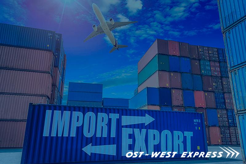 імпорт експорт товарів